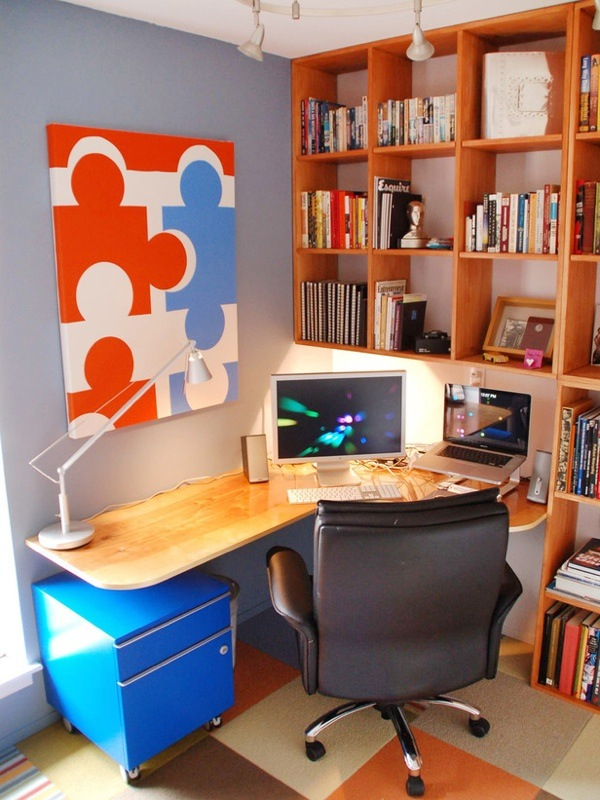 Shelf Designs For Small Spaces Part - 31: View In Gallery ...