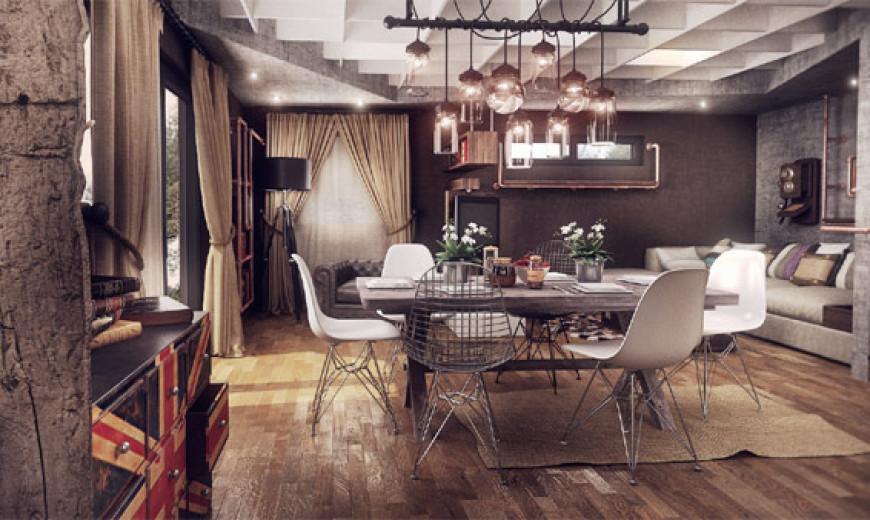 Vintage Style Wohnung Mksurfclub