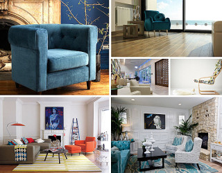 21 Gorgeous Armchairs That Blend Comfort and Style