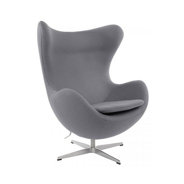 iconic modern furniture. view in gallery arne jacobsenu0027s egg chair iconic modern furniture c