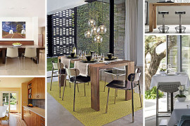 Beautiful Restaurant Tables and Chairs