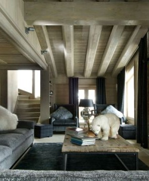 Chalet Black Pearl designed by Philippe Capezzone