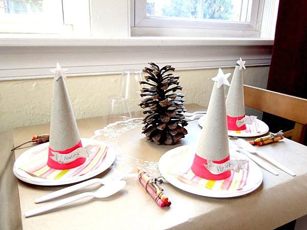 Back To Christmas Table Decorations For Holiday Entertaining