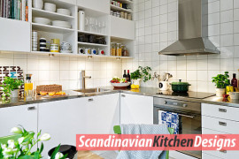 20 Scandinavian Kitchen Design Ideas