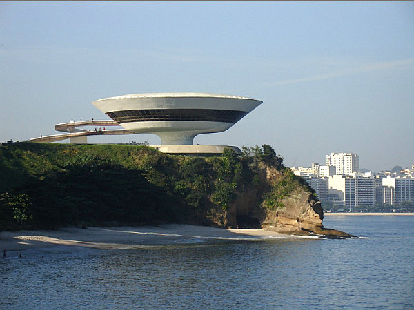 Contemporary Art Museum Niteroi