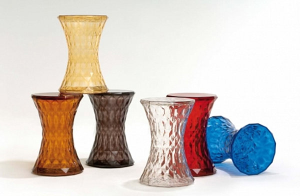 Design gifts in the form of stools