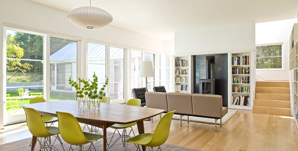 eames molded plastic dining chair. view in gallery eames eiffel side chair chair. molded plastic dining