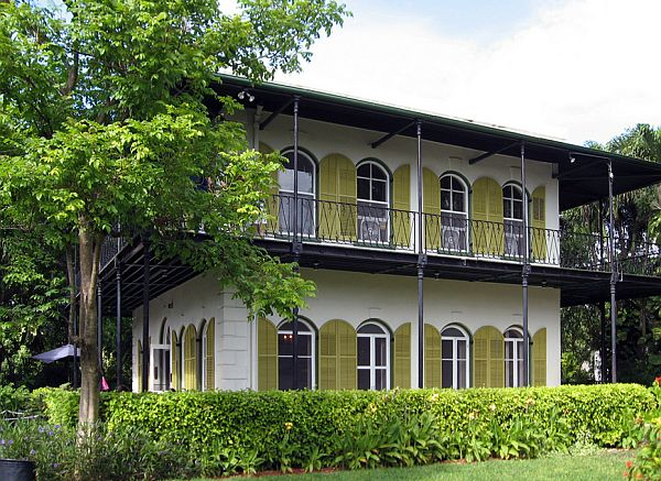 Ernest Hemingway Home in Key West Florida