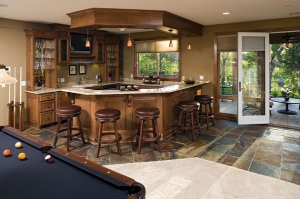 Home Bars & Fitness Rooms Gallery | Kole Digital