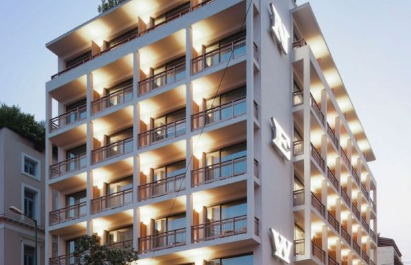 Hotel NEW revamped by Campana Brothers