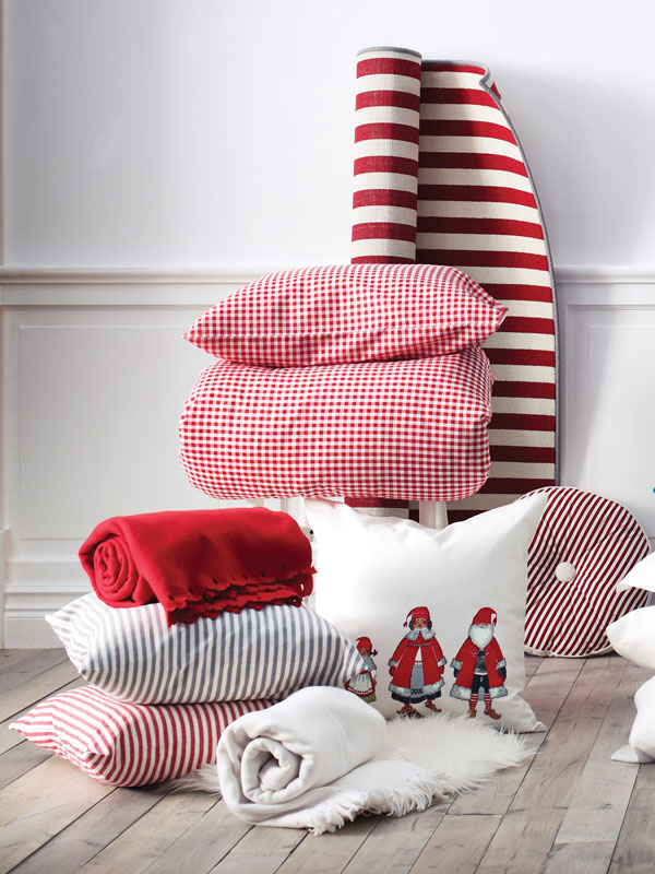IKEA Christmas collection bed linens IKEA Christmas Decorations Catalog Filled with Inspiring Ideas