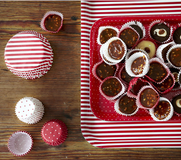 IKEA Christmas collection - cupcakes paper