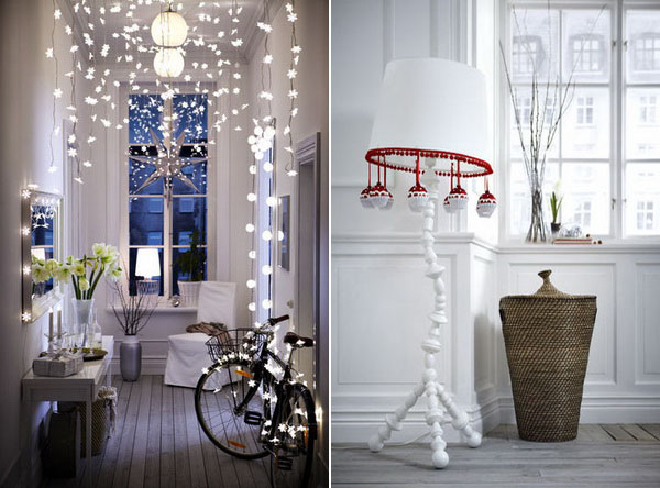 Ikea christmas decorations catalog filled with inspiring ideas for String lights for bedroom ikea