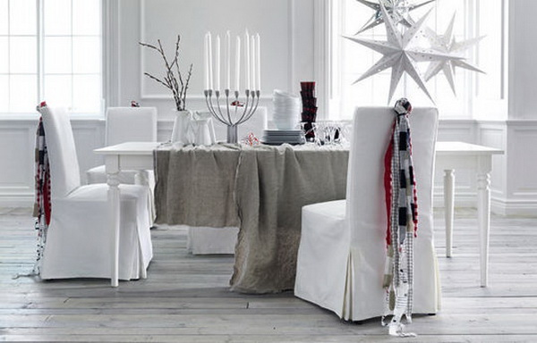 Ikea christmas decorations catalog filled with inspiring ideas - Idee deco table de noel ...