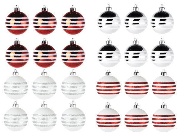 IKEA Christmas collection - tree ornaments
