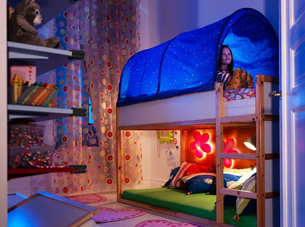 view in gallery - Ikea Kids Bedrooms Ideas