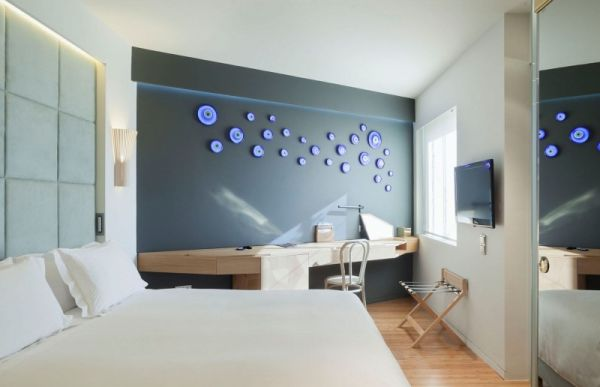 Exceptionnel Olympic Palace Hotel In Athens Gets New Design By Campana Brothers. Turkish  Evil Blue Eye ...