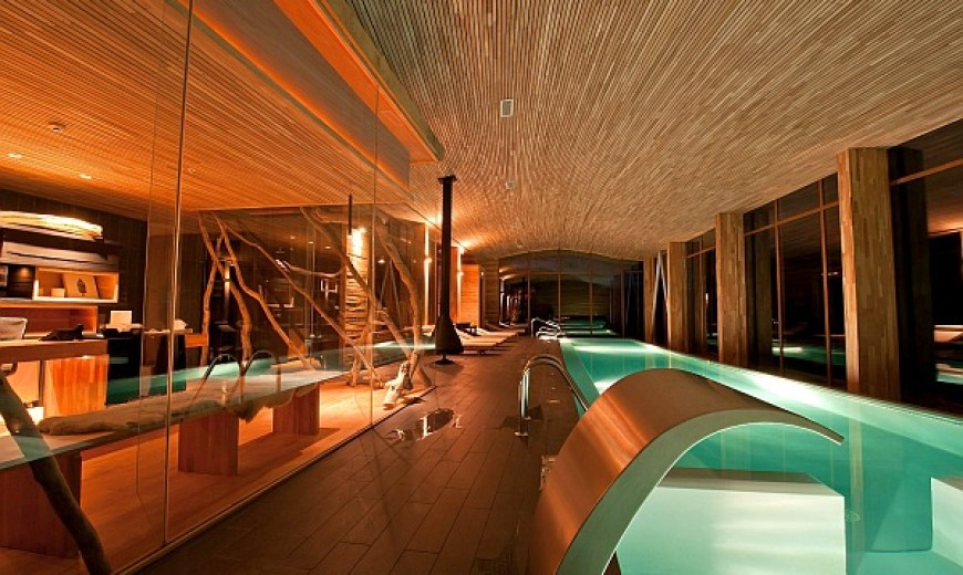 Spa Room Design Ideas Part - 45: Creating An Indoor Luxury Spa Room At Home