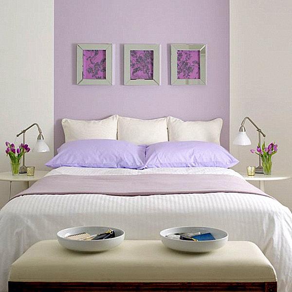 Lilac interior design