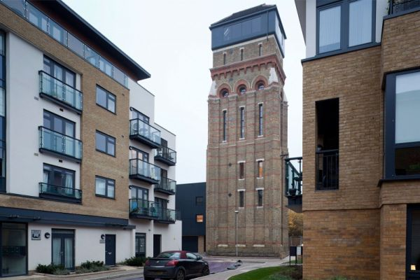 London tower home