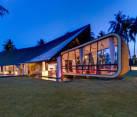 Luxury Retreat Villa Sapi in Indonesia