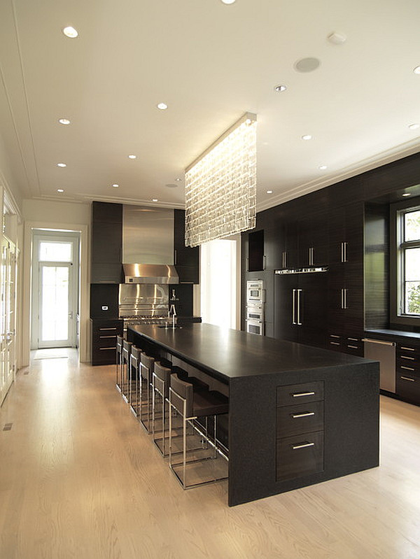Kitchen island design ideas types personalities beyond - Cocinas con isla ...