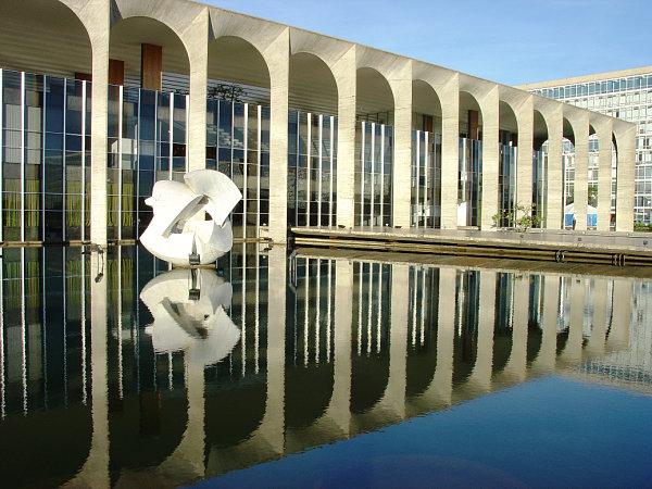 Niemeyers-Itamaraty-Palace
