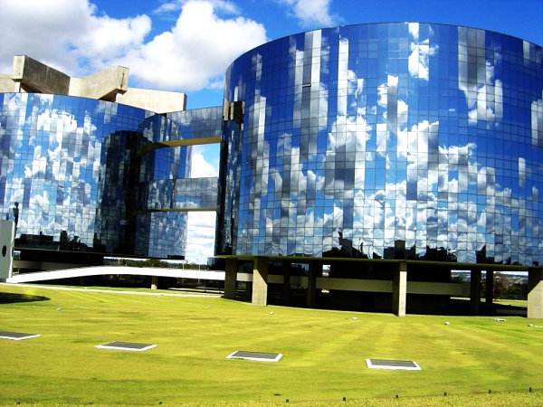 Niemeyer's Sede da Procuradoria Geral da República
