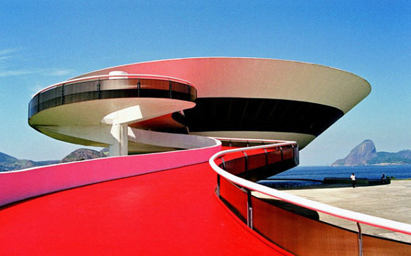 Oscar Niemeyer Contemporary Art Museum