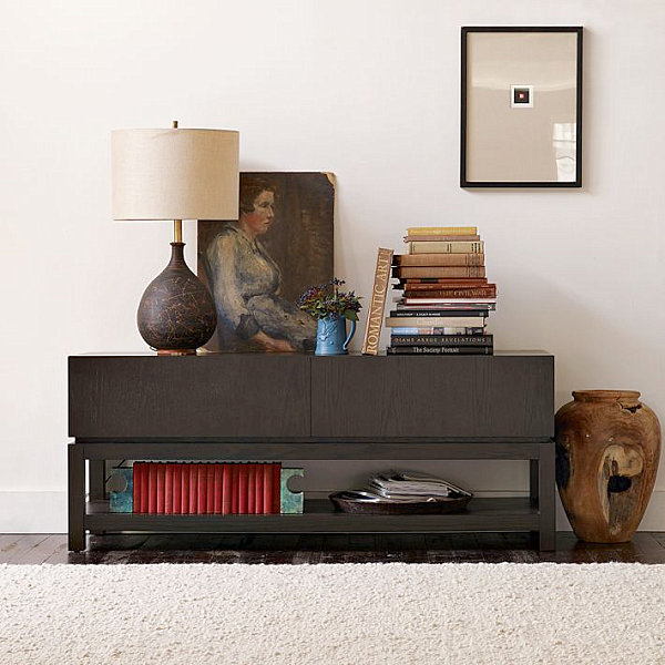 Parsons media console
