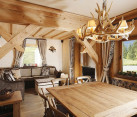 Rustic Wooden Apartment