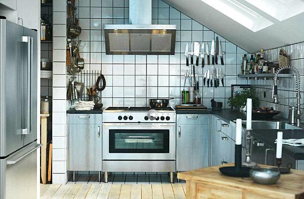 20 Scandinavian Kitchen Design Ideas
