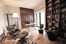 Home Study Design Ideas family chalet switzerland louise bradley masculine office decormasculine home officesstudy room designluxury Sophisticated Home Study Design Ideas