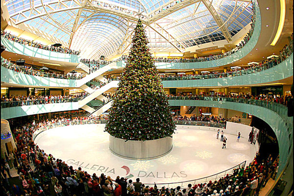 Christmas Light Show Dallas