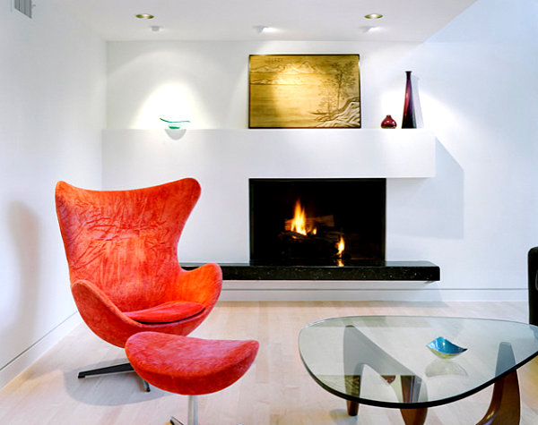 The Egg Chair by Arne Jacobsen