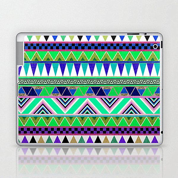 Tribal iPad skin