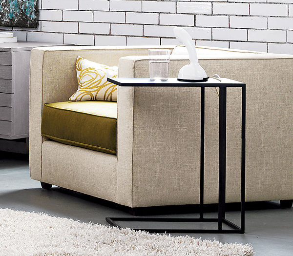 Two-tone-armchair