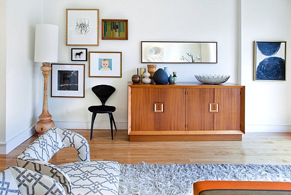 surprising modern living room credenza | 20 Modern Credenzas with Contemporary Flair