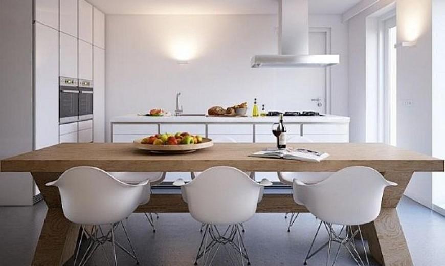 Minimalist Home Captivates with Sleek Design and Ergonomic Form