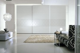 armoire modern white