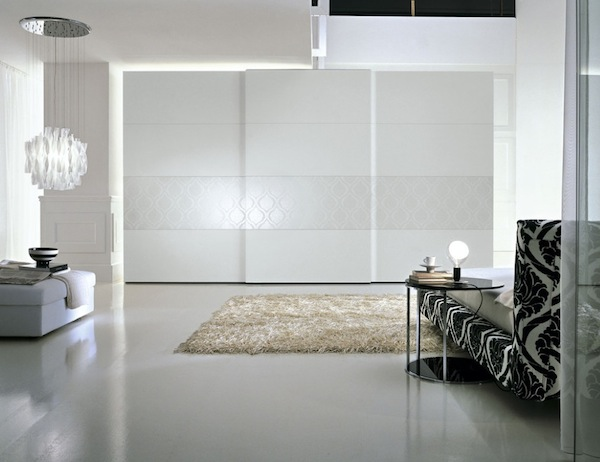 armoire modern white Adding Space to Your Bedroom With a Gorgeous Armoire Wardrobe