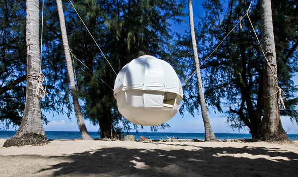 beach living - Cocoon Tree Tent