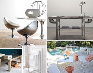 Creative Metal Furniture Decor Ideas