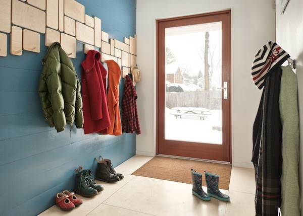 Creative Coat Rack Designs To Help Save Space - Creative clothes racks