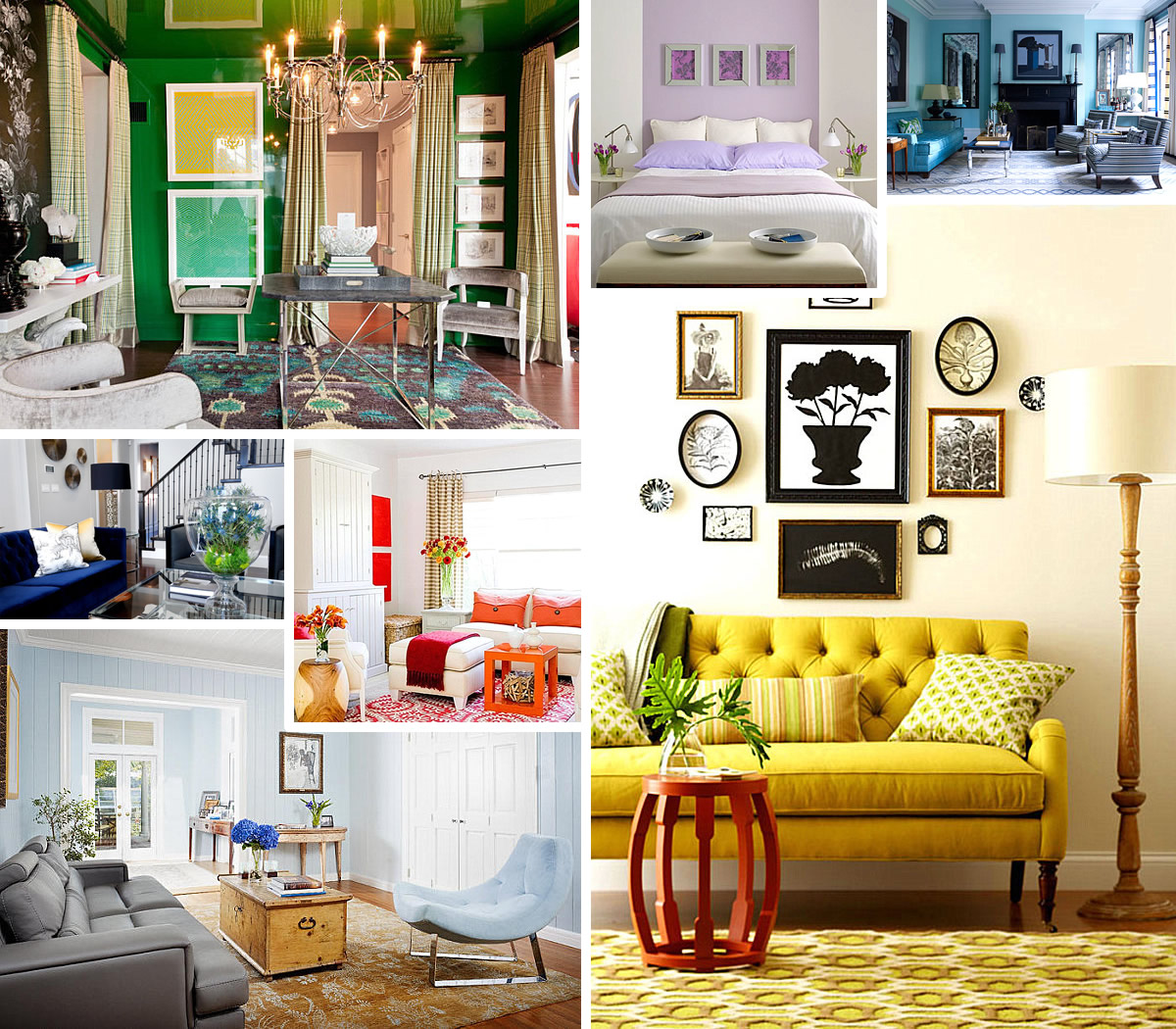 View in gallery color trends for 2013