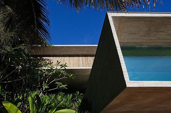 concrete furnished walls