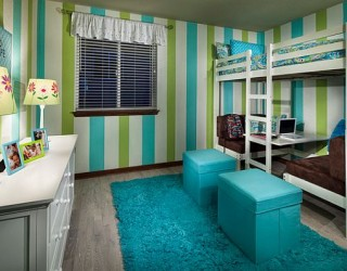 Outfitting Your Kids' Room With A Stylish Loft Bed