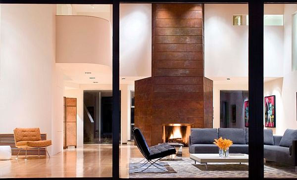 19 Fireplace Design Ideas For A Warm Home During Winter