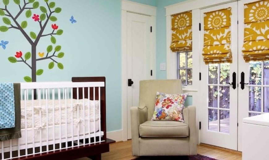 girls bedroom neutral colors idea