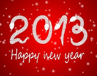 Wishing You A Happy New Year With Fun And Party